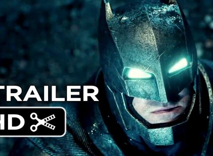 Batman v Superman: Dawn of Justice Official Teaser Trailer