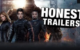 Honest Trailers – Fantastic Four movie (2015)
