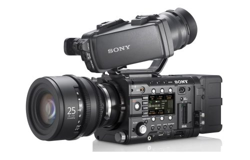 Sony Cine Camera
