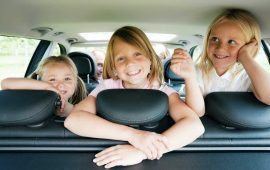 Family cars benefitting from new safety technology
