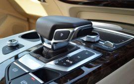 Toyota mirai fuel cell hybrid vehicle test drive