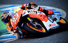 The art of racing with speed – Motor GP