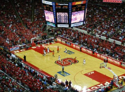 NC State Wolfpack men's team basketball